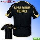 Tee shirt Sport Personnalisé : Santiago