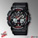 Montre G-Shock - GA-100-1A4ER