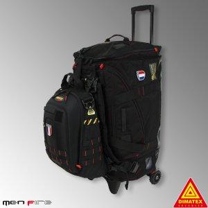 Pack Mission Barack - Matt - Trolley - Dimatex