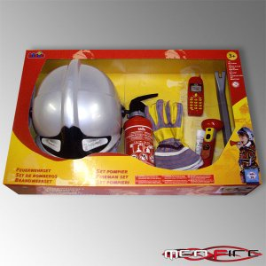 Set Complet Equipement Pompier