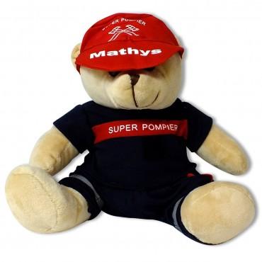 Ours Peluche Super Pompier®...