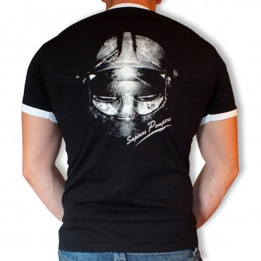 Tee shirt Men Fire : Casque F1