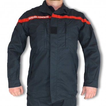 Nouvelle Veste d'intervention F1 - TSI