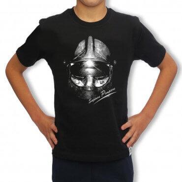 Tee-shirt Sapeur Pompier Enfant - Casque F1
