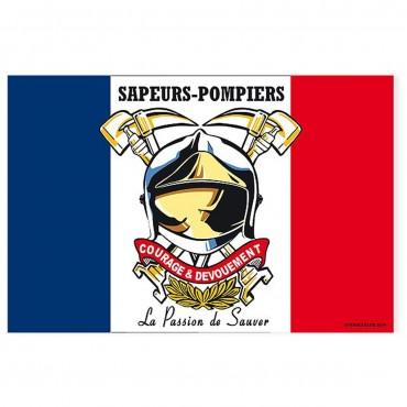 Drapeau Sapeurs Pompiers