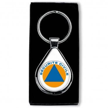 Porte clés Sécurité Civile...