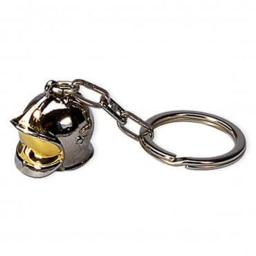 Porte clés Sapeurs Pompiers - Casque F1