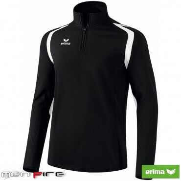 Sweat Sport Zippé Erima -...