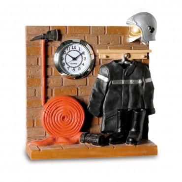 Figurine Décors de vestiaire Pompier