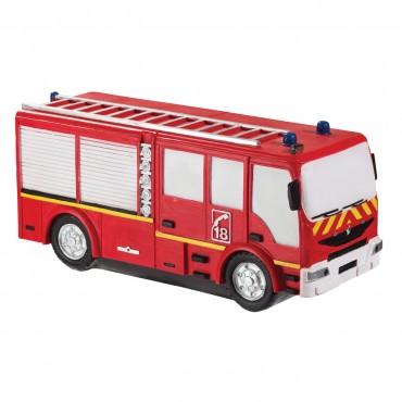 Tirelire Camion de Pompiers