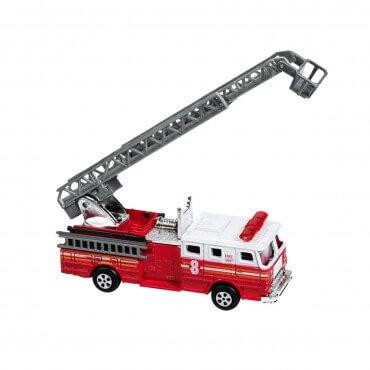 Taille Crayon Camion de Pompier