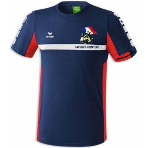 Tee shirt Sport Drapeau : 5-Cubes