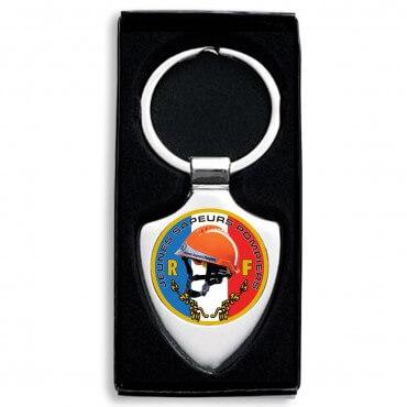 Porte clés JSP - Blason