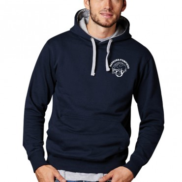 Sweat Capuche sans zip Casque F2