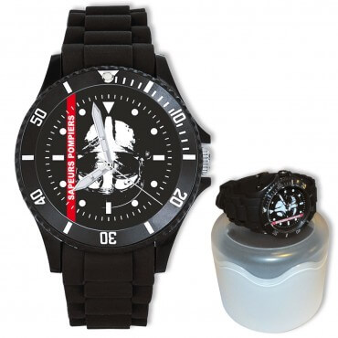 Montre Casque F1 Freeze Noir