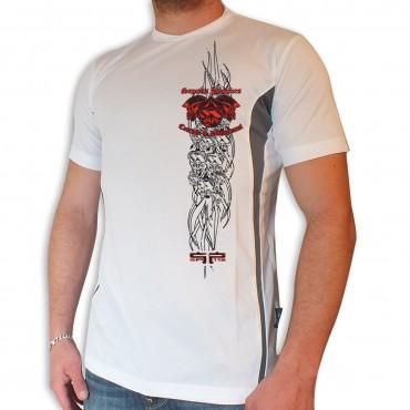 Tee shirt Men Fire : Fire v2
