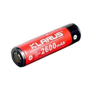 Batterie Klarus 18650...