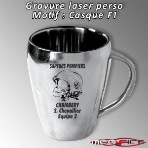 Tasse Inox Personnalisable
