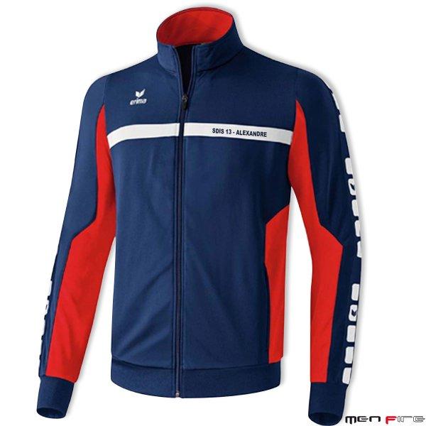 Sapeurs La Men des Personnalisée Sport Veste Fire boutique AqHFwxg