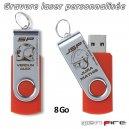 Clé USB SP 8 Go - Personnalisée