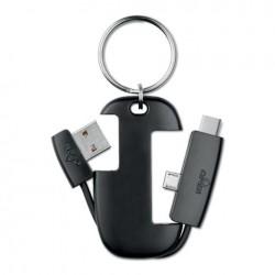 Porte Clés câble USB et...