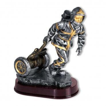 Figurine Dévidoir...