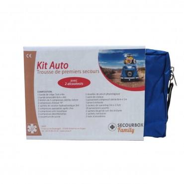 Kit Auto Voyage Secourbox...