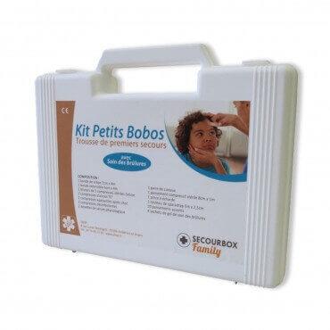 Kit Petits Bobos Secourbox...