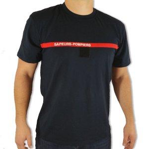 Tee shirt Sapeur Pompier