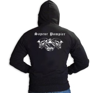 Sweat Sapeur Pompier - Elite SP