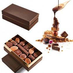 Coffrets Chocolats Français