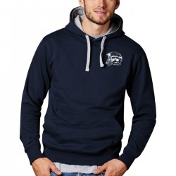 Sweat Capuche sans zip Casque F1