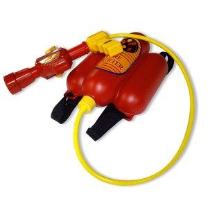 Jouet Lance à incendie Sapeur Pompier