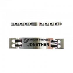Bracelet Sapeurs Pompiers - Personnalisé