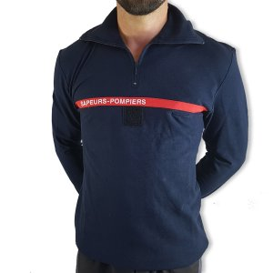 Polo-Shirt Non Feu - Manches Longues