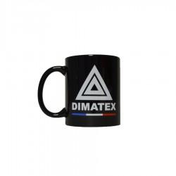 Mug Noir Dimatex - POLYGONE