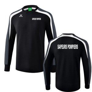 Sweat Shirt Erima - Liga 2.0 - Sapeurs Pompiers