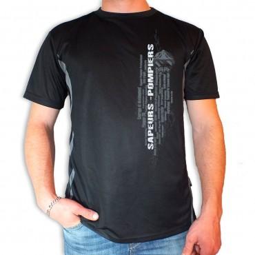 Tee shirt Men Fire : Mission