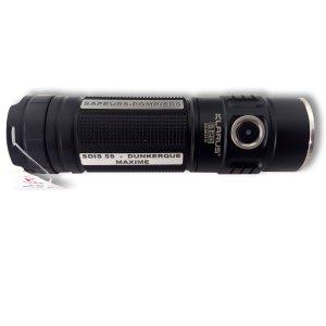 Lampe Torche Klarus 3000 lumens - G20 LED Tactique Rechargeable - Personnalisée