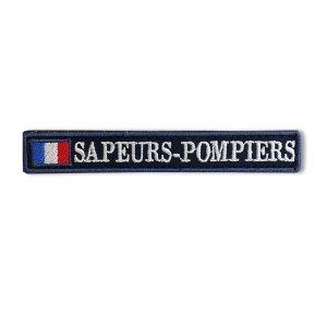 Bande Patronymique - Sapeurs-Pompiers Drapeau