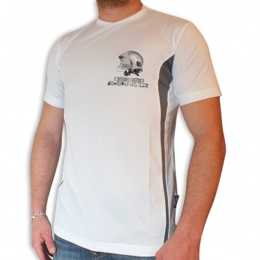 Tee shirt Men Fire - Casque...