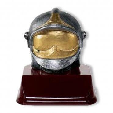 Figurine Casque F1