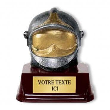 Figurine Casque F1...